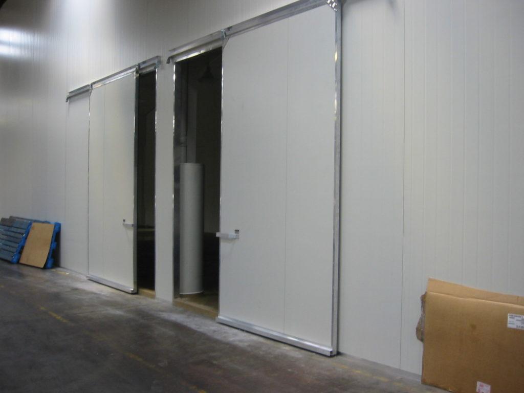 Cool Doors & Insulated Door Specialists - Commercial Chiller Doors Freezer Doors ...